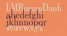 LMRomanDunh10-Regular