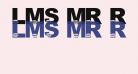 LMS Mr Rogers Trolly