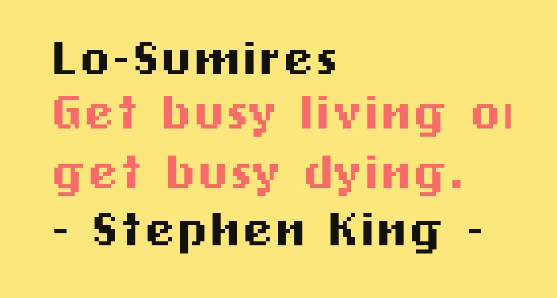 Lo-Sumires