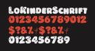 LoKinderSchrift Dunkel