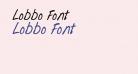 Lobbo