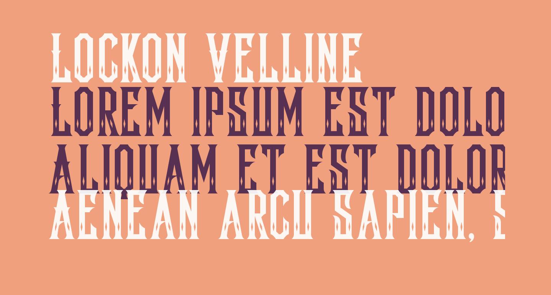 Lockon Velline
