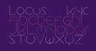 Locus   Knots