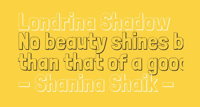 Londrina Shadow