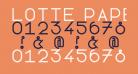 Lotte Paperfang