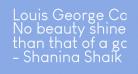 Louis George Caf