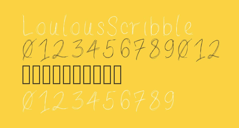 LoulousScribble
