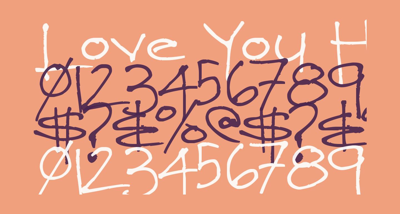 Love You Heaps