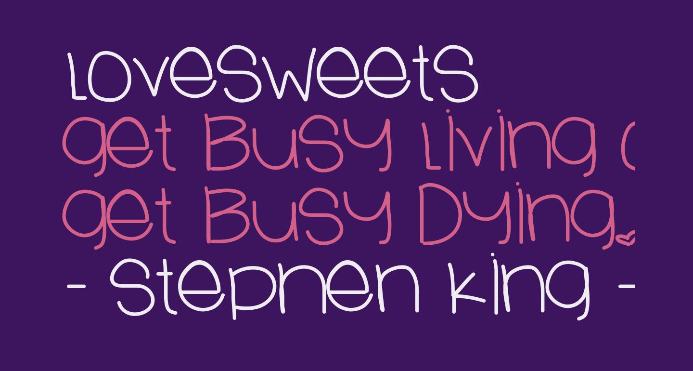 LoveSweets