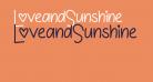 LoveandSunshine