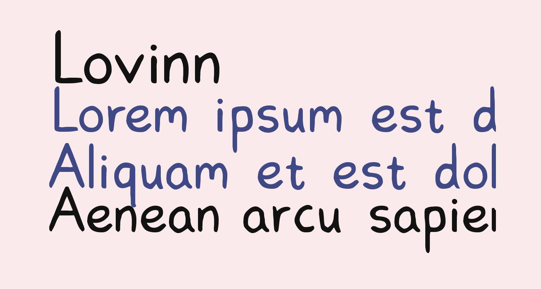Lovinn