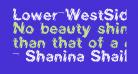 Lower-WestSide Regular