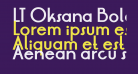 LT Oksana Bold