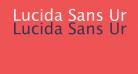 Lucida Sans Unicode