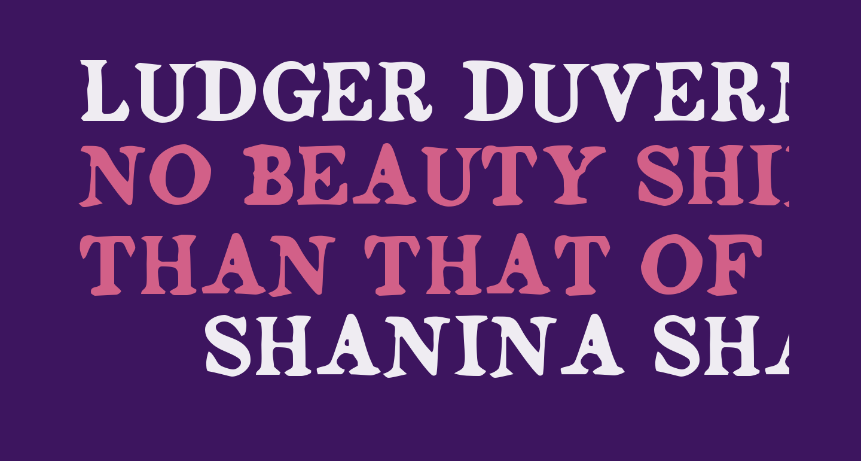 Ludger Duvernay Regular