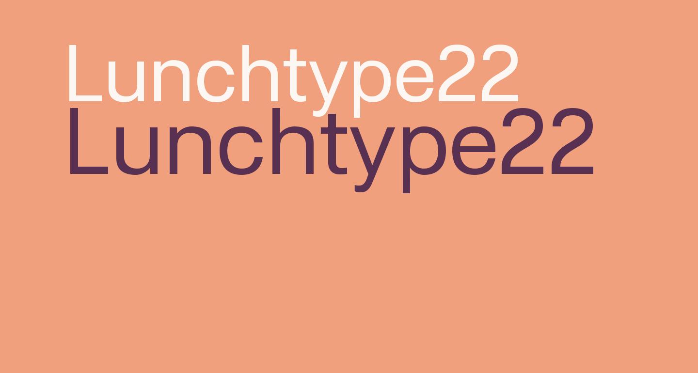 Lunchtype22