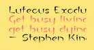 Luteous Exodus