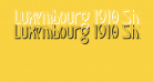 Luxembourg 1910 Shadow