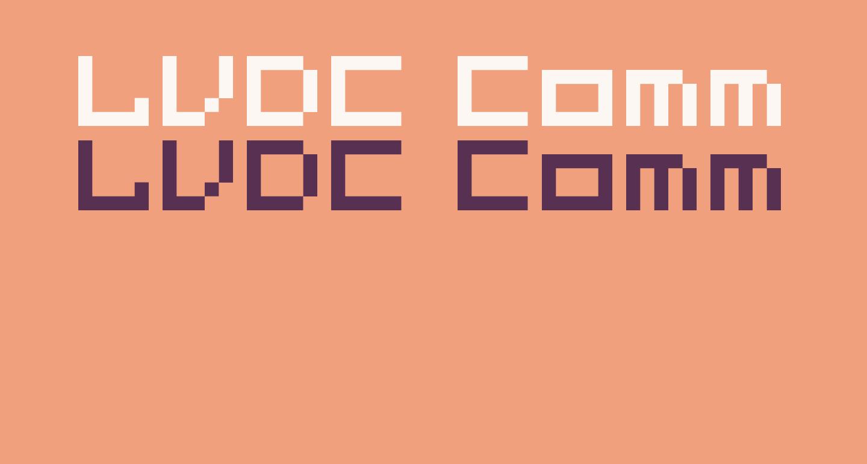 LVDC Common Pix2