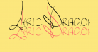 Lyric Dragon