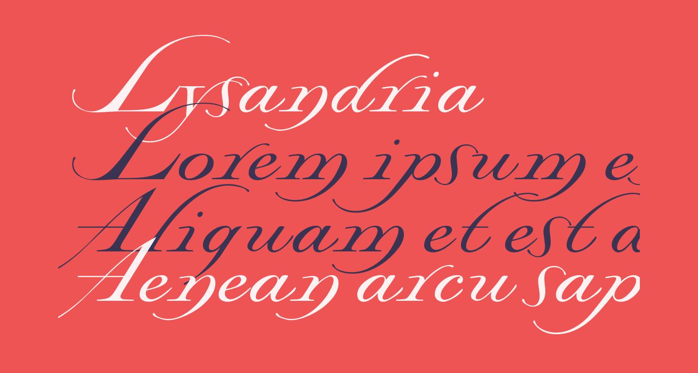 Lysandria
