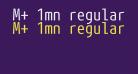 M+ 1mn regular