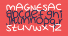MAGNESAC