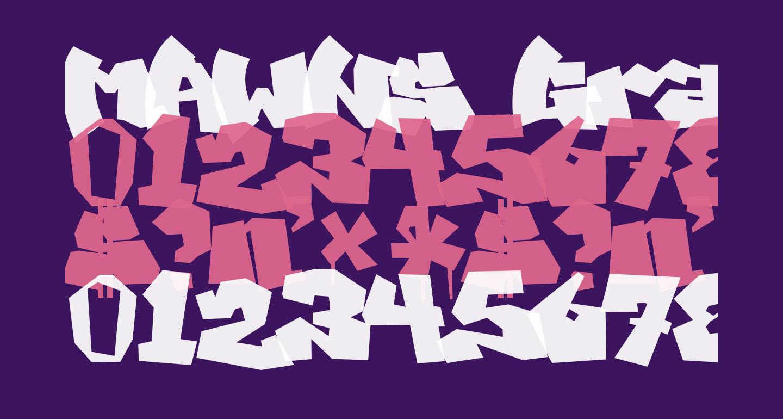 MAWNS Graffiti