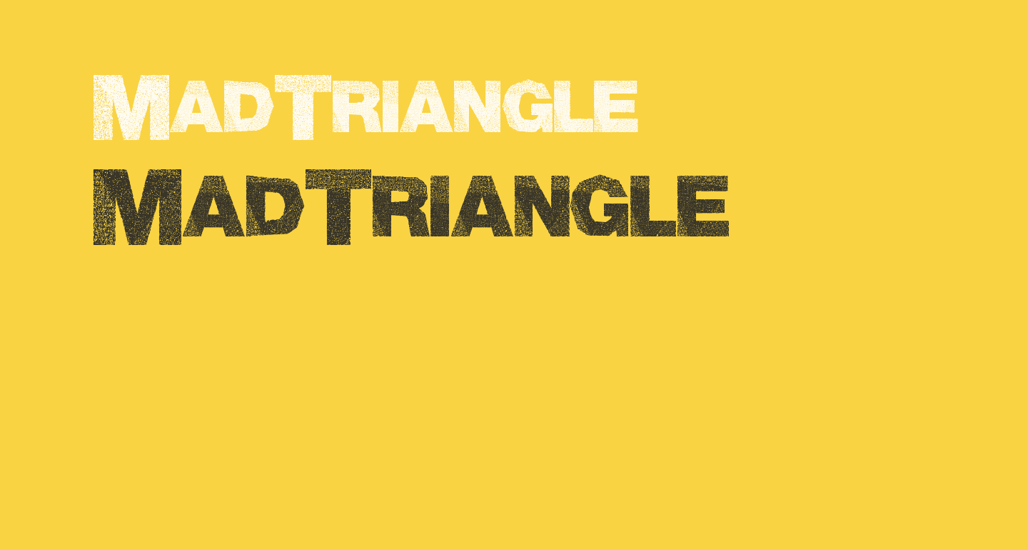 MadTriangle