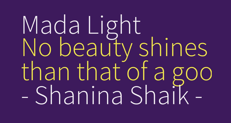 Mada Light