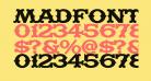 Madfont Thorns