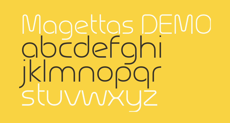 Magettas DEMO Light