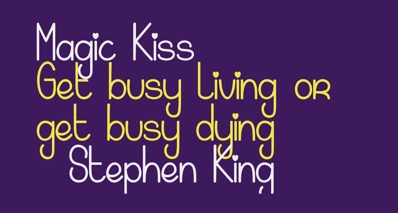 Magic Kiss