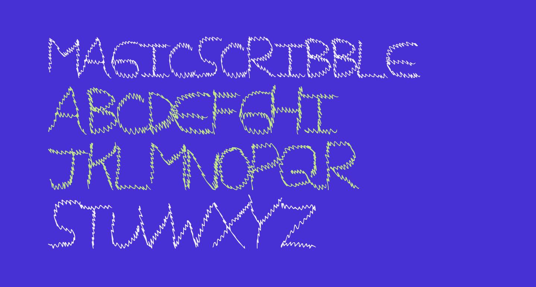 MagicScribble