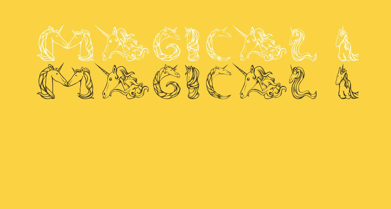 Magical Unicorn Princess