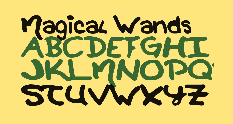 Magical Wands