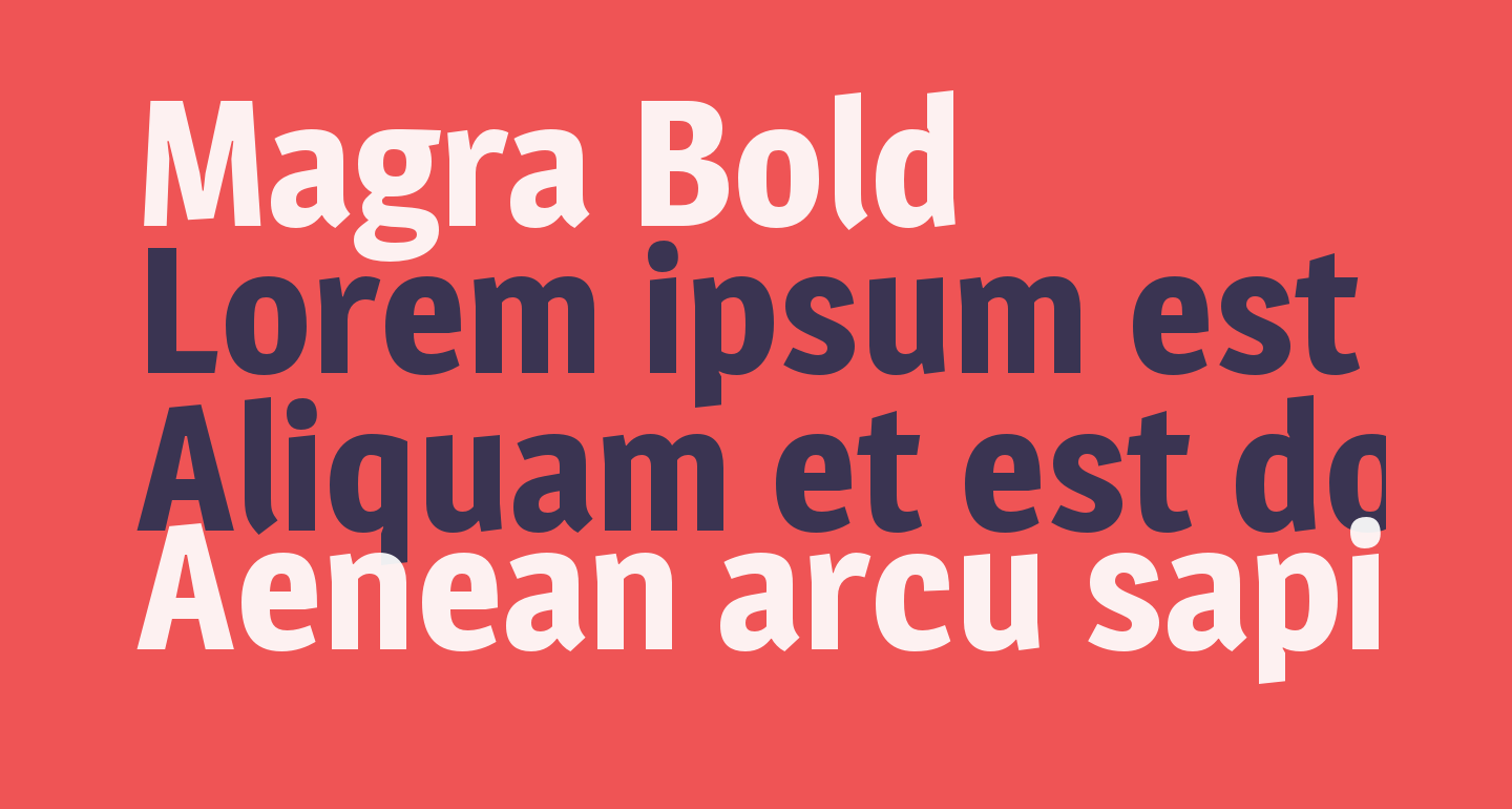 Magra Bold