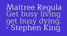 Maitree Regular