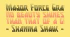 Major Force Gradient Leftalic
