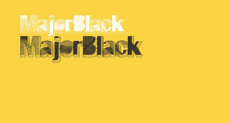 MajorBlack