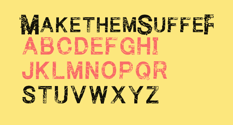 MakethemSuffeR-Regular