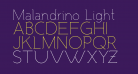 Malandrino Light
