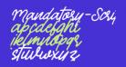 Mandatory-Script