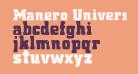 Manero University