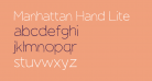 Manhattan Hand Lite