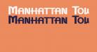 Manhattan Tower Bold