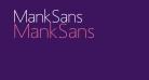 MankSans