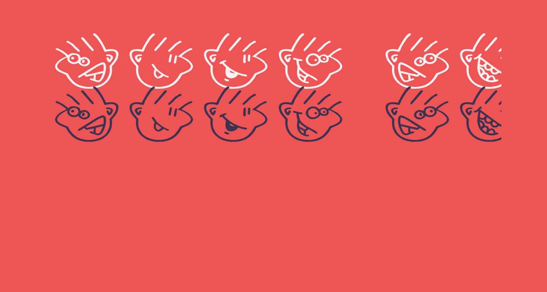 Many moods of Moe