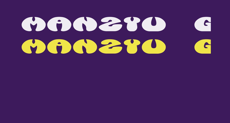 Manzyu__G
