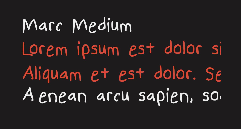 Marc Medium